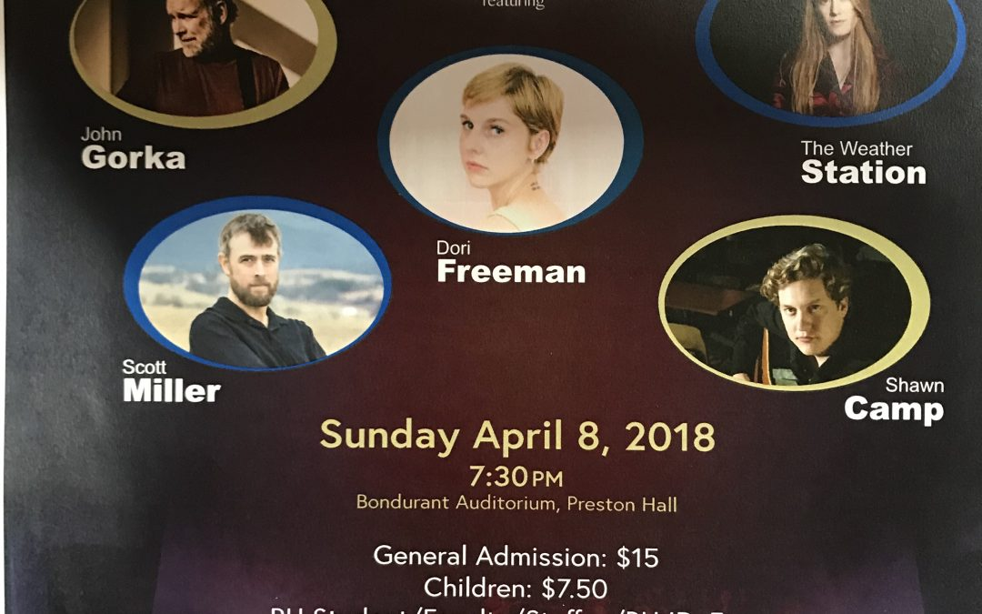 Dori Freeman Among Featured Artists at Mountain Stage