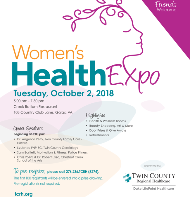Women's Health Expo