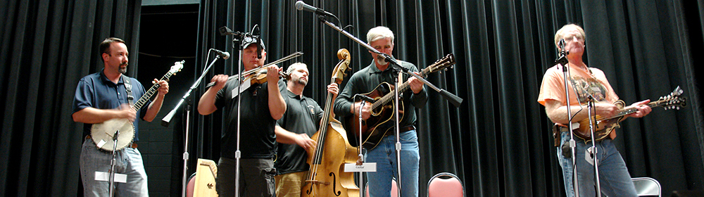 WCC Bluegrass & Old-Time Jamboree