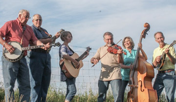 Mid-Day Mountain Music – Mountain Breeze Band @ Blue Ridge Music Center